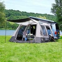 Vango Adjustable Awning/Tent Steel King Poles – 180cm to 220cm